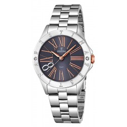 Buy Festina Ladies Watch Boyfriend F16925/2 Quartz