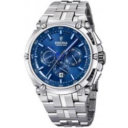 Buy Festina Men's Watch Chrono Bike F20327/3 Quartz