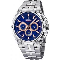 Buy Festina Men's Watch Chrono Bike F20327/4 Quartz