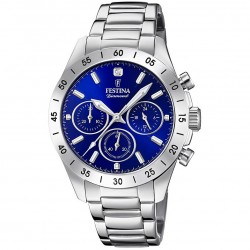 Festina Ladies Watch Boyfriend F20397/2 Quartz Chronograph