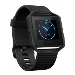 Buy Fitbit Blaze Special Edition L Smart Fitness Unisex Watch FB502GMBKL-EU