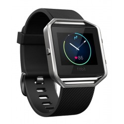 Fitbit Blaze S Smart Fitness Unisex Watch FB502SBKS-EU