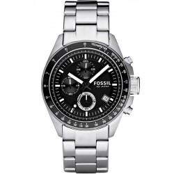 Buy Fossil Men's Watch Decker CH2600IE Quartz Chronograph