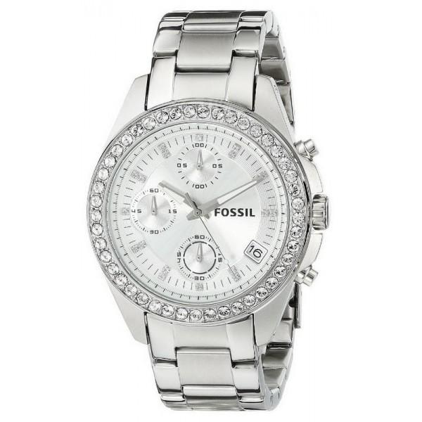 Buy Fossil Ladies Watch Decker Quartz Chronograph ES2681