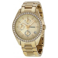 Buy Fossil Ladies Watch Decker ES2683 Quartz Chronograph