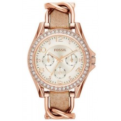 Fossil Ladies Watch Riley ES3466 Multifunction Quartz