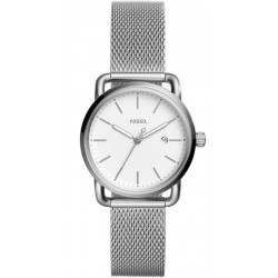 Buy Fossil Ladies Watch Commuter 3H Date ES4331 Quartz
