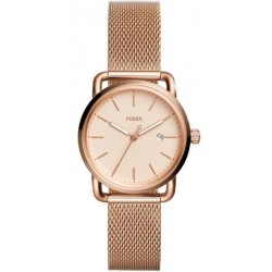 Buy Fossil Ladies Watch Commuter 3H Date ES4333 Quartz