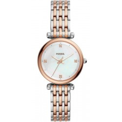 Buy Fossil Ladies Watch Carlie Mini ES4431 Quartz