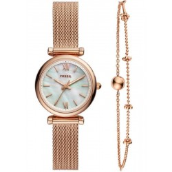 Buy Fossil Ladies Watch Carlie Mini ES4443SET Quartz