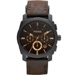 Fossil Men's Watch Machine FS4656 Quartz Chronograph