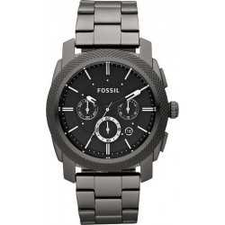 Fossil Men's Watch Machine FS4662 Chronograph Quartz