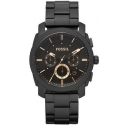 Fossil Men's Watch Machine FS4682 Chronograph Quartz