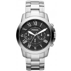 Buy Fossil Men's Watch Grant FS4736IE Quartz Chronograph