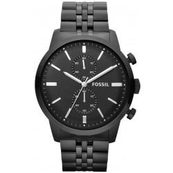 Fossil Men's Watch Townsman Quartz Chronograph FS4787