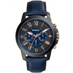 Fossil Men's Watch Grant FS5061 Chronograph Quartz