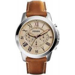 Buy Fossil Men's Watch Grant FS5118 Chronograph Quartz
