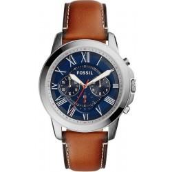 Buy Fossil Men's Watch Grant FS5210 Chronograph Quartz