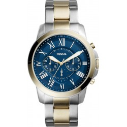 Buy Fossil Men's Watch Grant FS5273 Chronograph Quartz