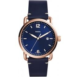 Buy Fossil Men's Watch Commuter 3H Date FS5274 Quartz