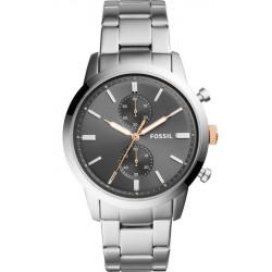 Fossil Men's Watch Townsman FS5407 Quartz Chronograph
