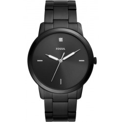 Buy Fossil Men's Watch The Minimalist 3H FS5455 Quartz