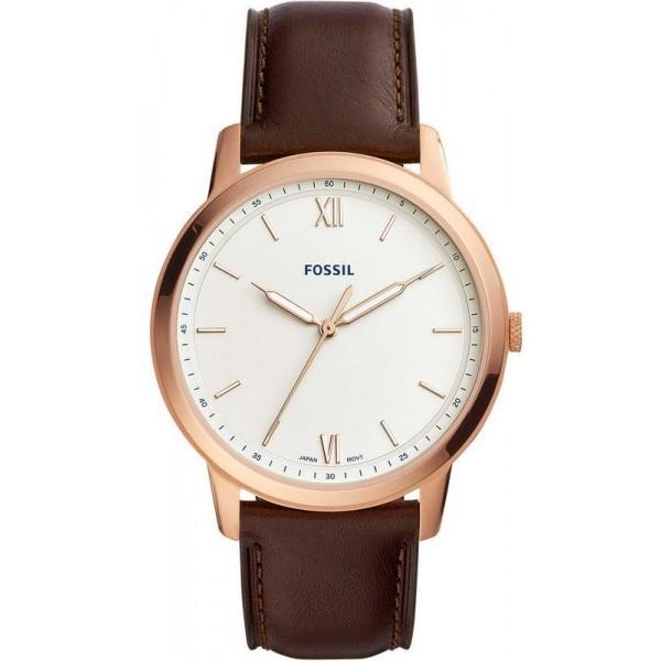 Buy Fossil Men's Watch The Minimalist 3H FS5463 Quartz