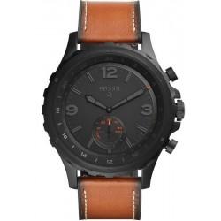 Fossil Q Nate Hybrid Smartwatch Men's Watch FTW1114