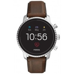 Buy Fossil Men's Watch Q Explorist HR Smartwatch FTW4015