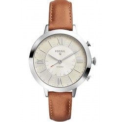 Buy Fossil Q Ladies Watch Jacqueline FTW5012 Hybrid Smartwatch