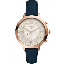 Buy Fossil Q Ladies Watch Jacqueline FTW5014 Hybrid Smartwatch