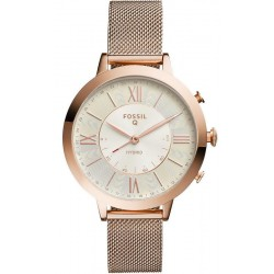Buy Fossil Q Ladies Watch Jacqueline FTW5018 Hybrid Smartwatch