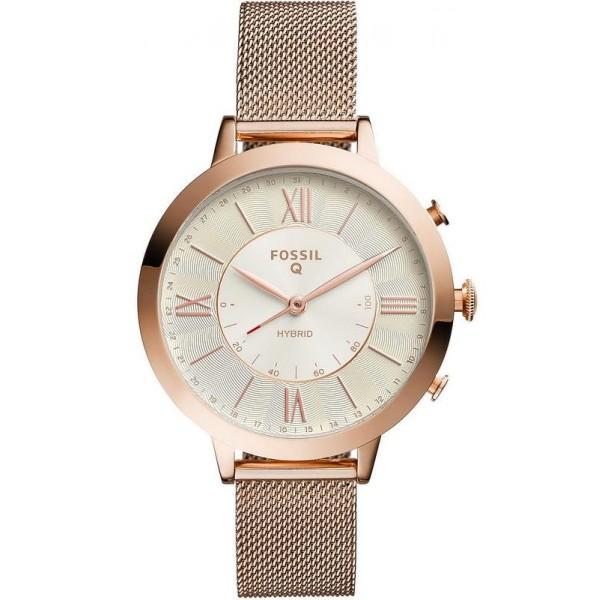 Buy Fossil Q Jacqueline Hybrid Smartwatch Ladies Watch FTW5018