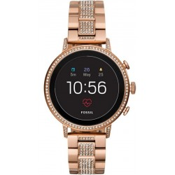 Buy Fossil Q Ladies Watch Venture HR FTW6011 Smartwatch