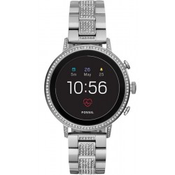 Fossil Q Venture HR Smartwatch Ladies Watch FTW6013