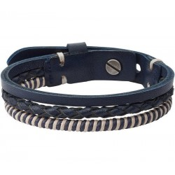 Buy Fossil Men's Bracelet Vintage Casual JA6807040