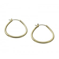 Buy Fossil Ladies Earrings JF00109710