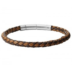 Buy Fossil Men's Bracelet Vintage Casual JF00509797