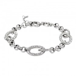 Buy Fossil Ladies Bracelet Vintage Glitz JF01012040