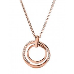 Buy Fossil Ladies Necklace Classics JF01301791