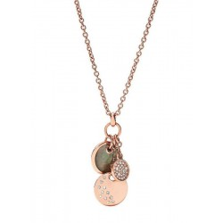 Buy Fossil Ladies Necklace Classics JF01417791