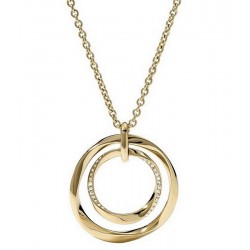 Buy Fossil Ladies Necklace Classics JF01614710
