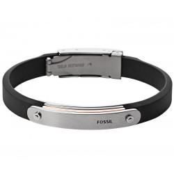Fossil Men's Bracelet Mens Dress JF01650998