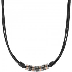 Buy Fossil Men's Necklace Mens Dress JF01656998