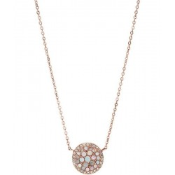 Buy Fossil Ladies Necklace Vintage Glitz JF01740791