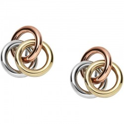 Buy Fossil Ladies Earrings Classics JF01819998