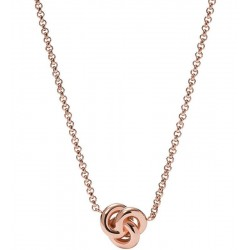 Buy Fossil Ladies Necklace Vintage Iconic JF01906791