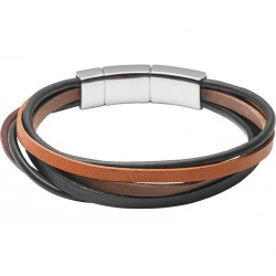 Buy Fossil Men's Bracelet Vintage Casual JF02076040