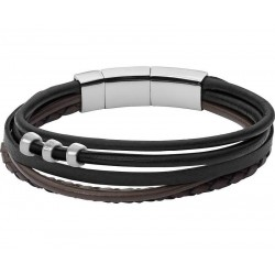 Buy Fossil Men's Bracelet Vintage Casual JF02212040