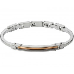 Buy Fossil Men's Bracelet Mens Dress JF02343998